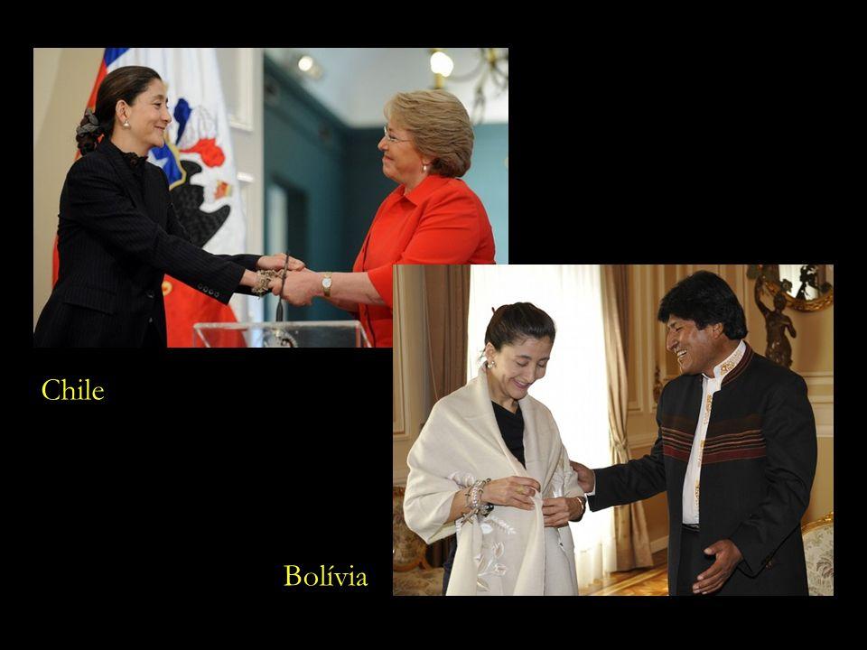 Chile Bolívia