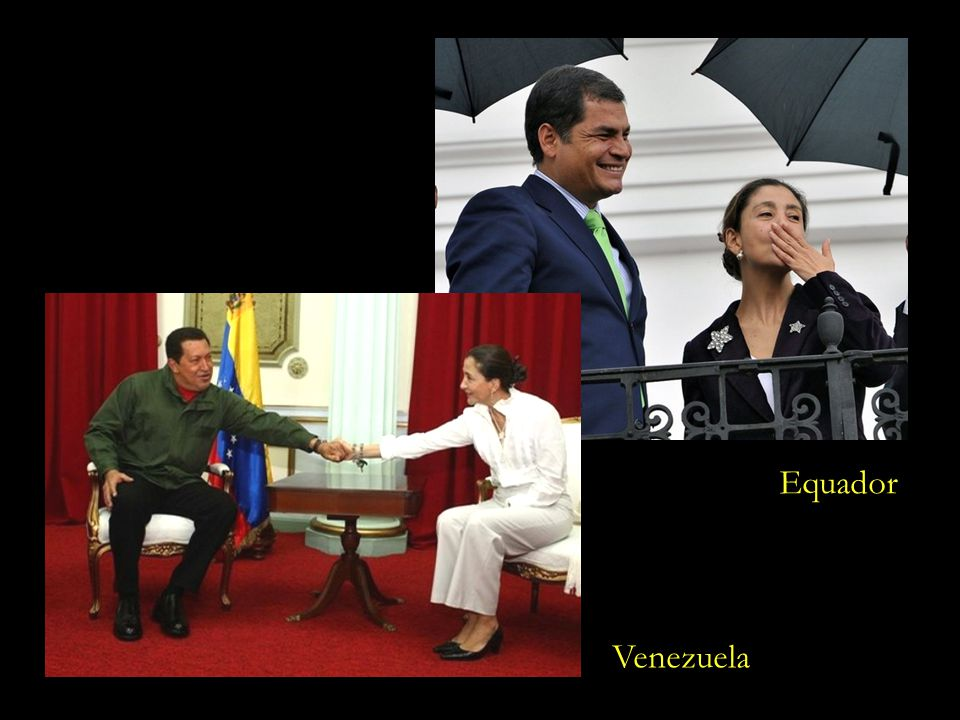 Equador Venezuela