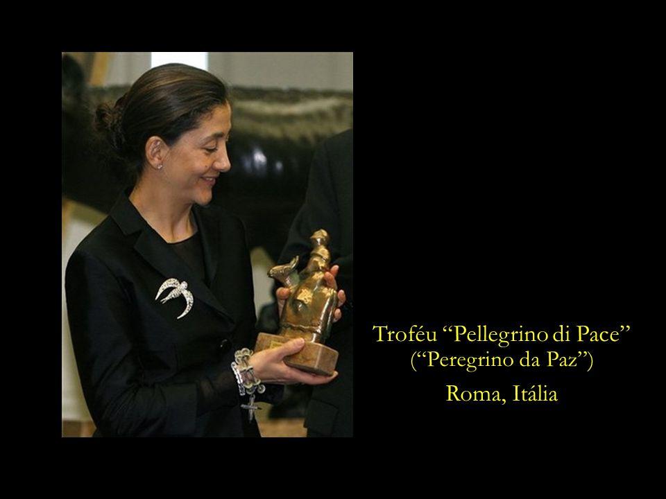 Troféu Pellegrino di Pace ( Peregrino da Paz )