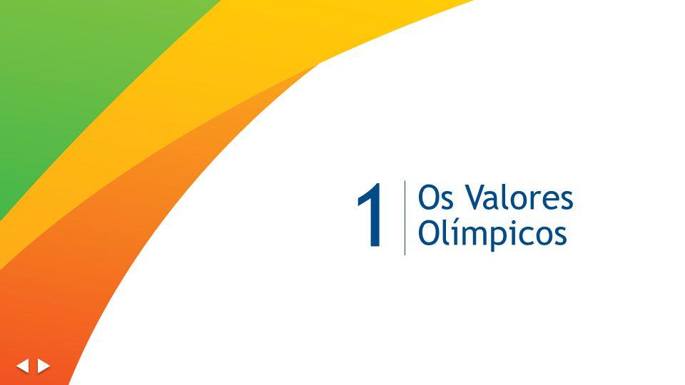 Os Valores Olímpicos 1