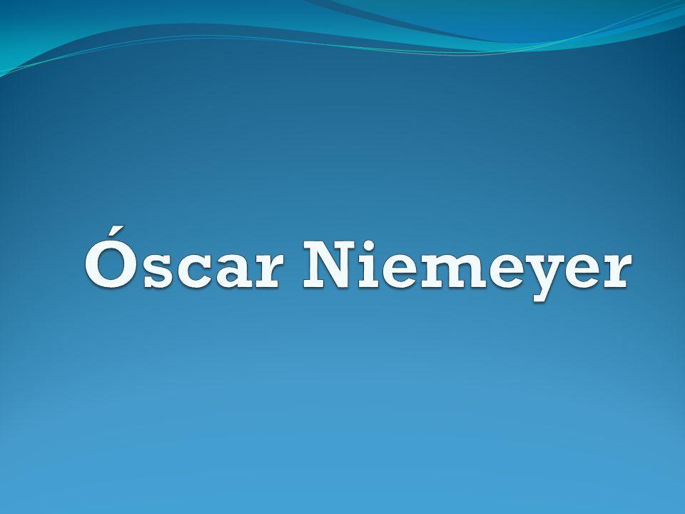 Óscar Niemeyer