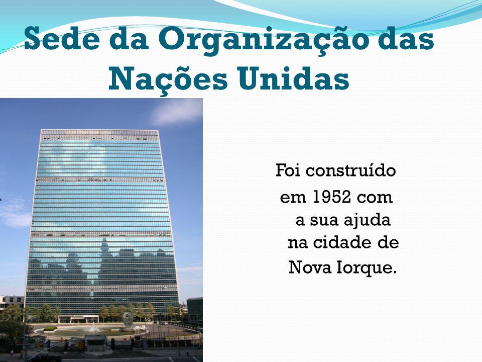Sede da Organização das Nações Unidas