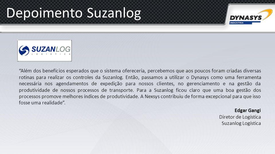 Depoimento Suzanlog