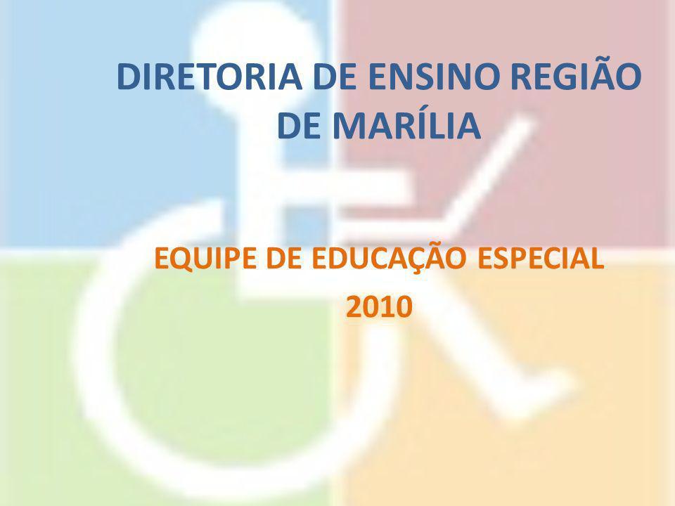 DIRETORIA DE ENSINO REGIÃO DE MARÍLIA