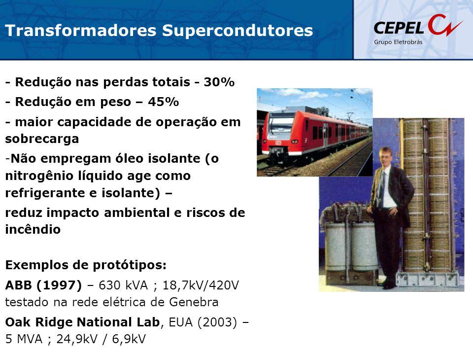 Transformadores Supercondutores