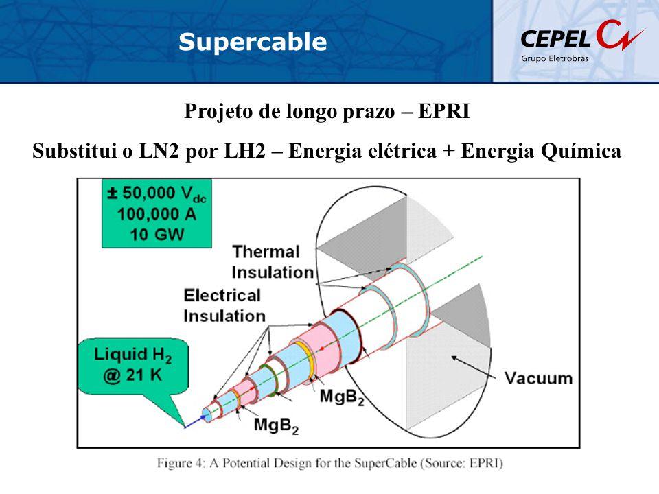 Supercable Projeto de longo prazo – EPRI