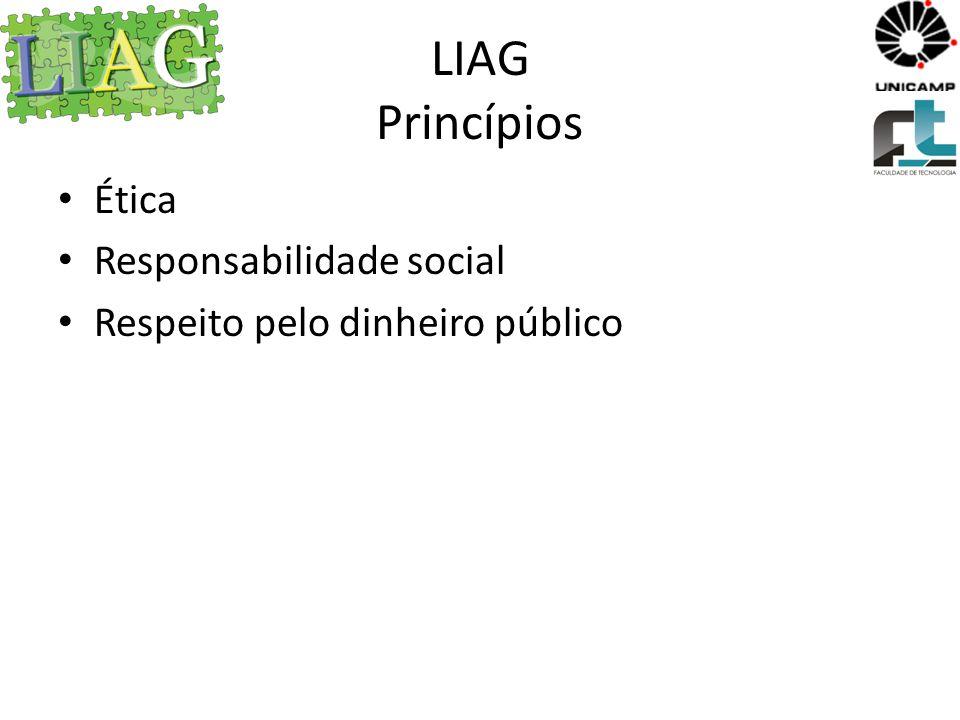 LIAG Princípios Ética Responsabilidade social