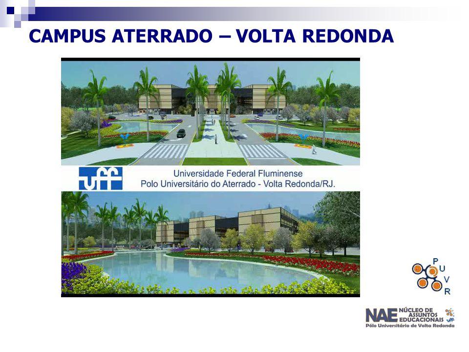 CAMPUS ATERRADO – VOLTA REDONDA