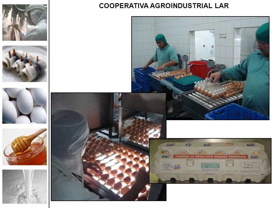 COOPERATIVA AGROINDUSTRIAL LAR