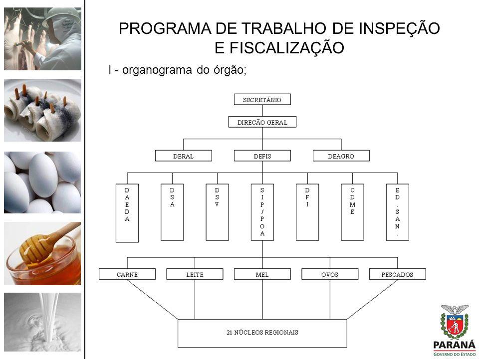 PROGRAMA DE TRABALHO DE INSPEÇÃO E FISCALIZAÇÃO