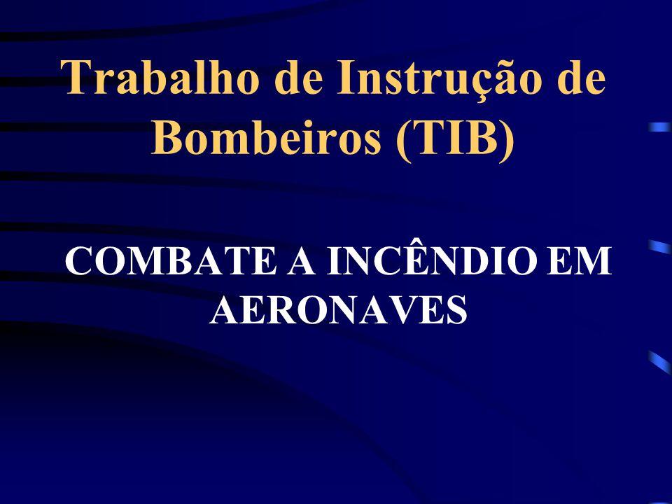 Trabalho de Instrução de Bombeiros (TIB)