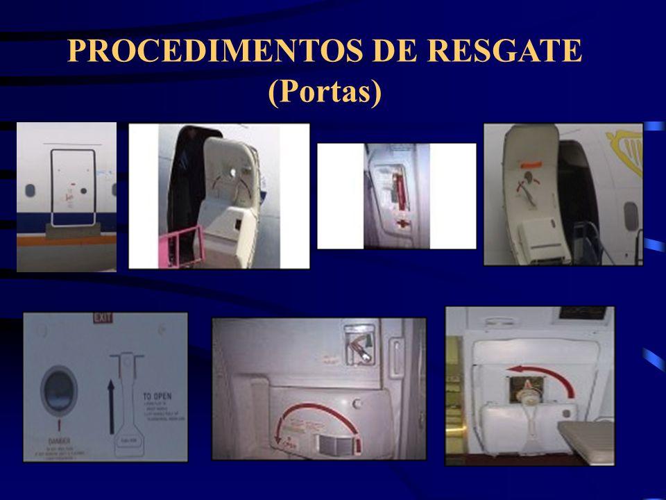 PROCEDIMENTOS DE RESGATE (Portas)