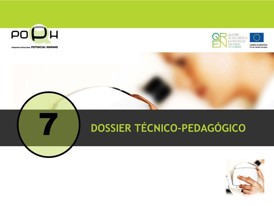 7 DOSSIER TÉCNICO-PEDAGÓGICO