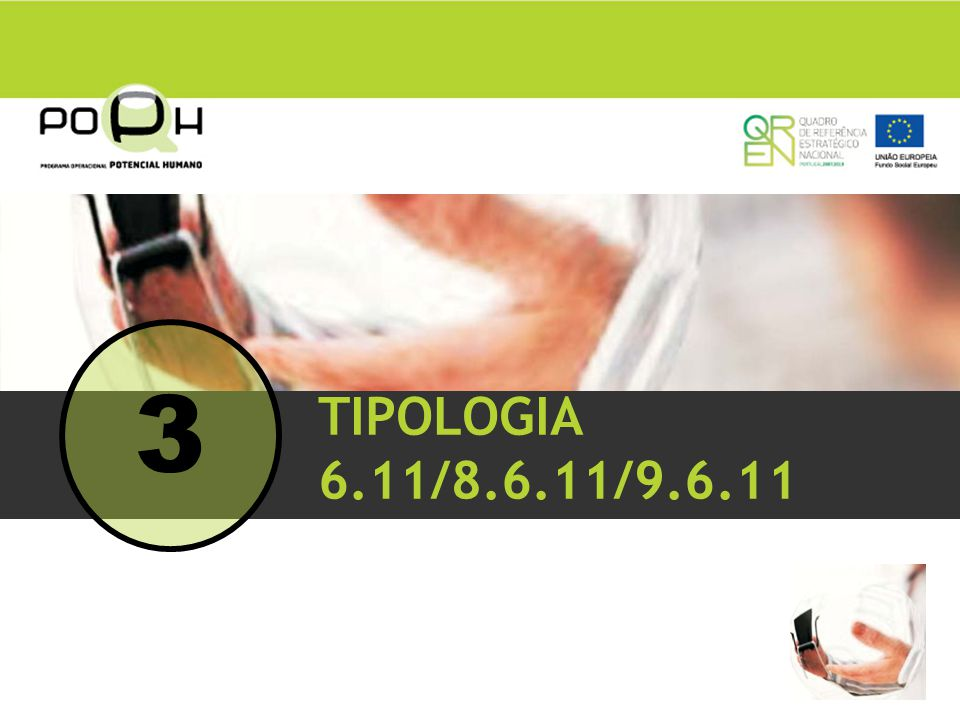 3 TIPOLOGIA 6.11/8.6.11/9.6.11