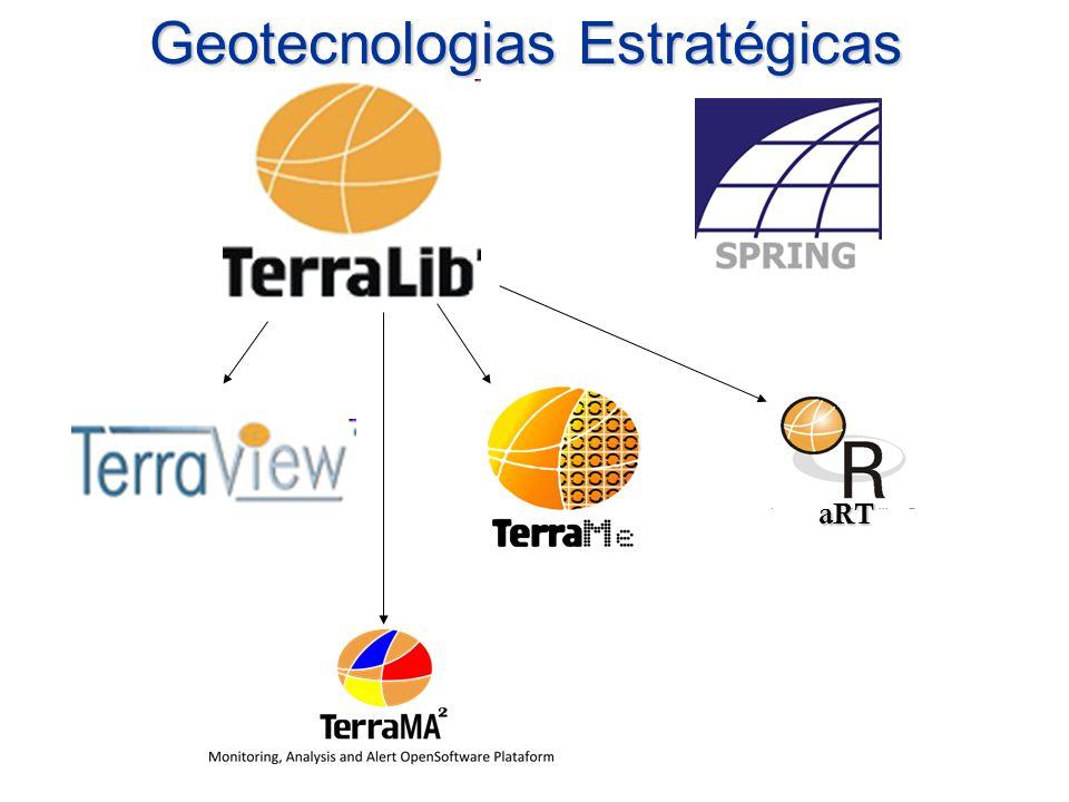 Geotecnologias Estratégicas