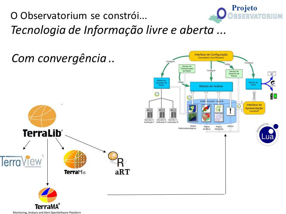 Tecnologia de Informação livre e aberta ...