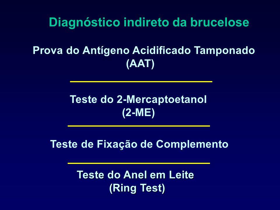 Prova do Antígeno Acidificado Tamponado (AAT)