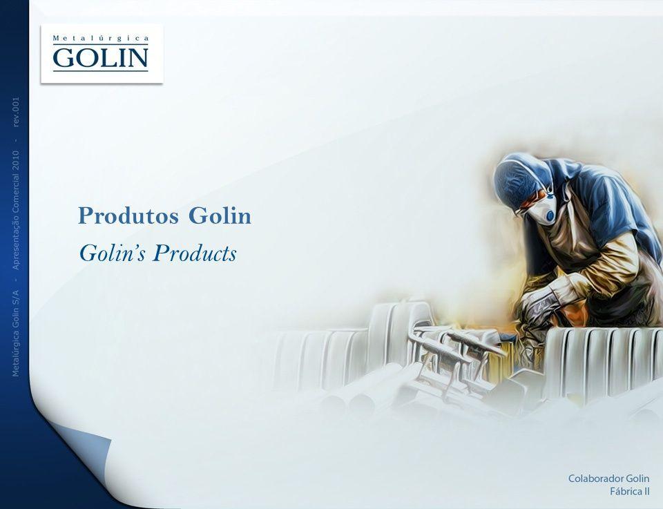Produtos Golin Golin's Products