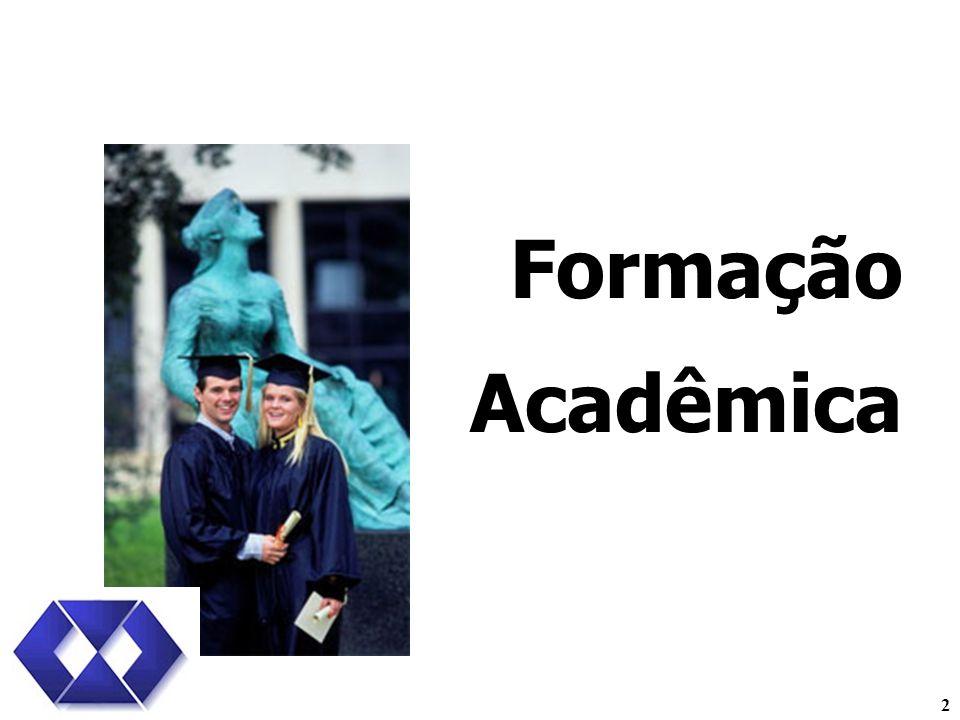 Formação Acadêmica