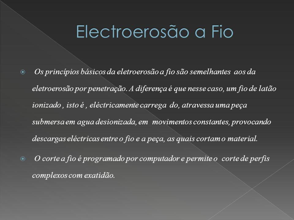 Electroerosão a Fio