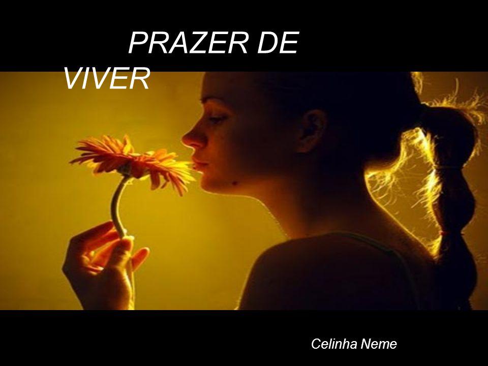 PRAZER DE VIVER Celinha Neme