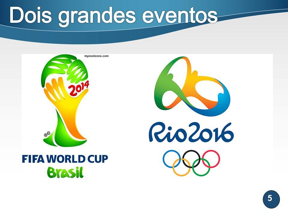 Dois grandes eventos