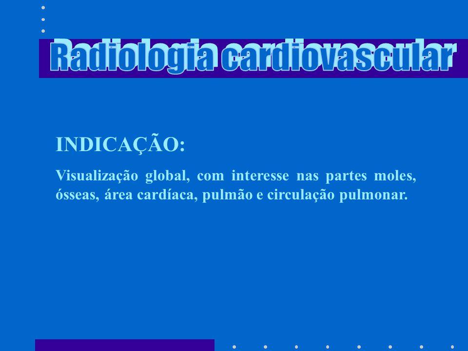 Radiologia cardiovascular
