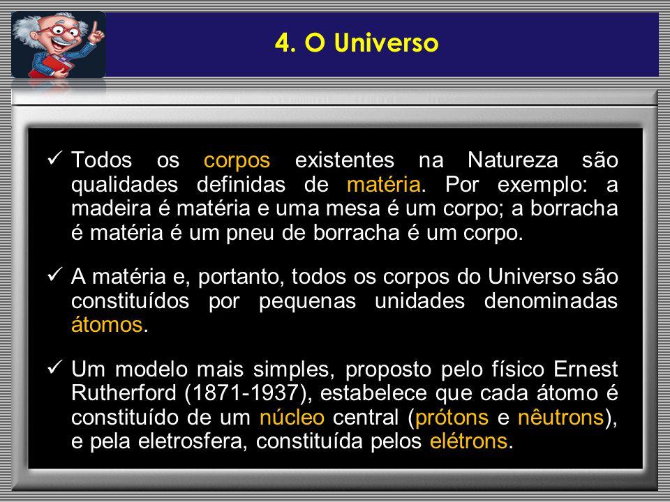 4. O Universo