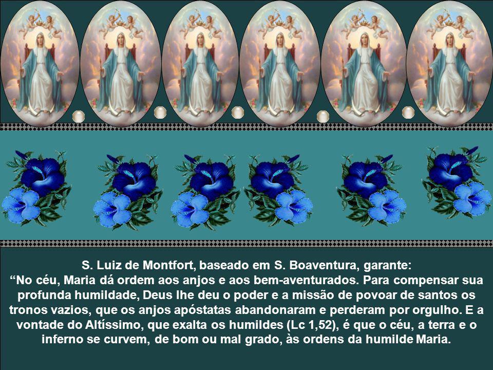 S. Luiz de Montfort, baseado em S