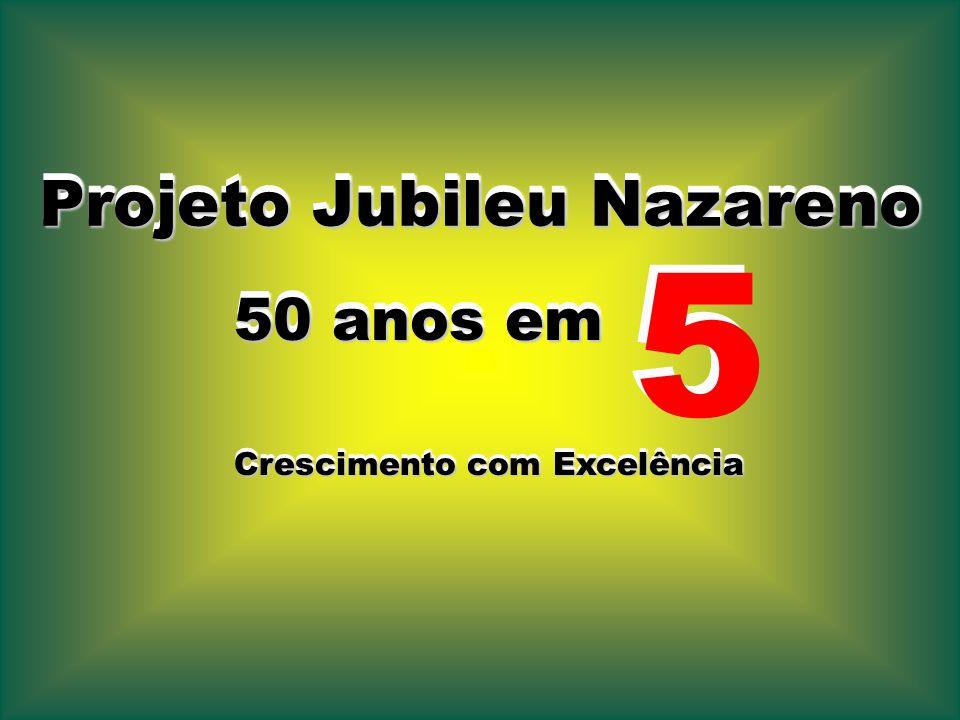 Projeto Jubileu Nazareno