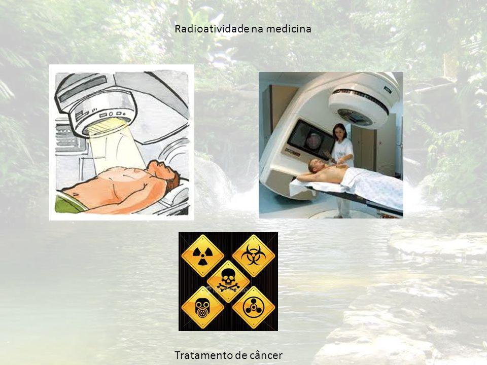 Radioatividade na medicina