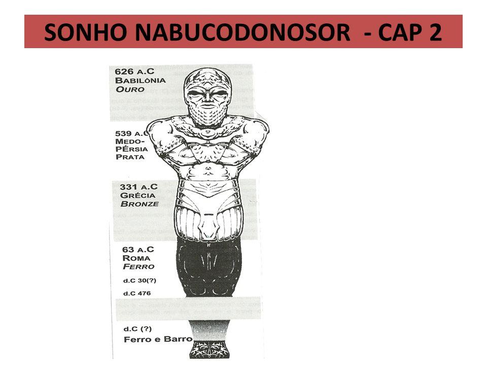SONHO NABUCODONOSOR - CAP 2