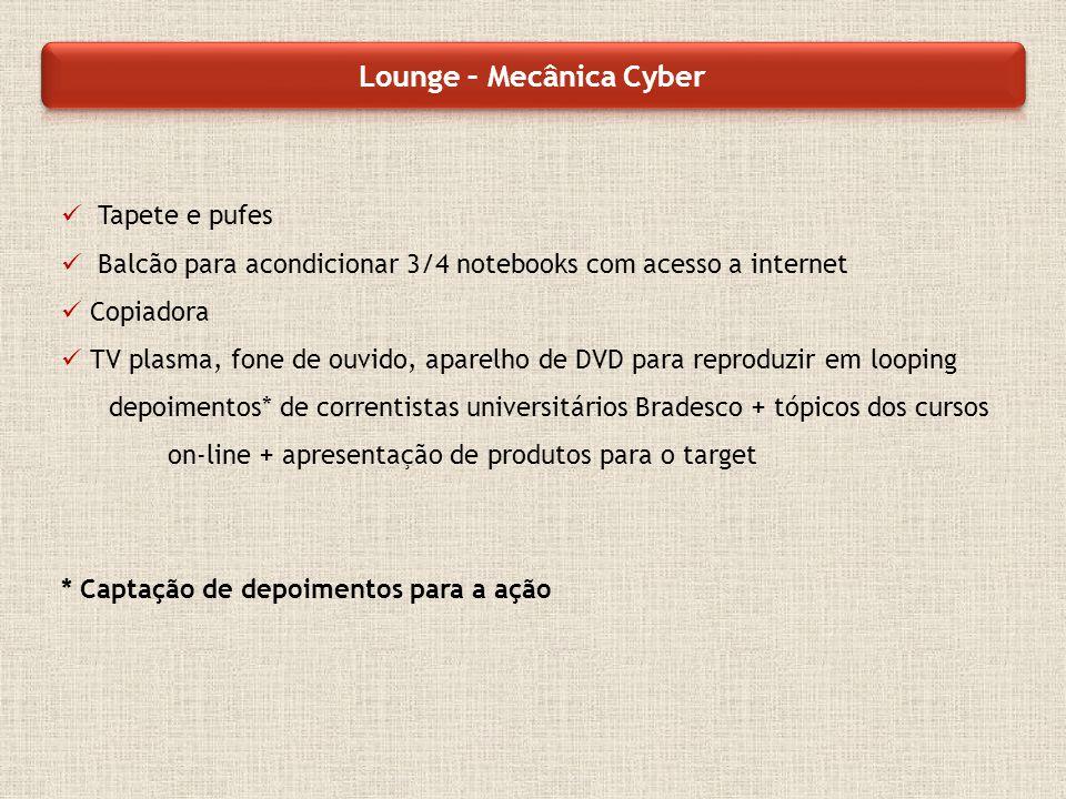 Lounge – Mecânica Cyber