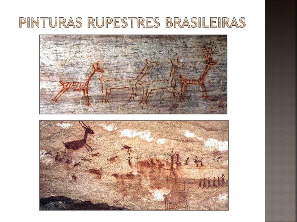Pinturas rupestres brasileiras