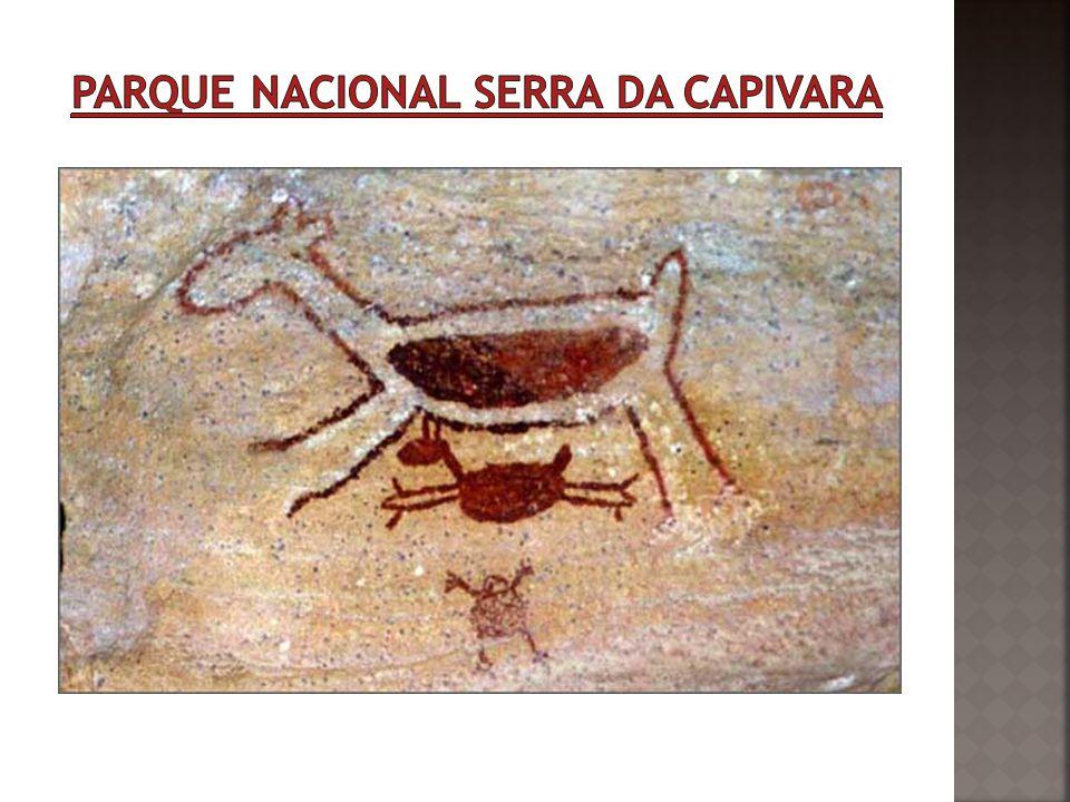 Parque Nacional Serra da Capivara