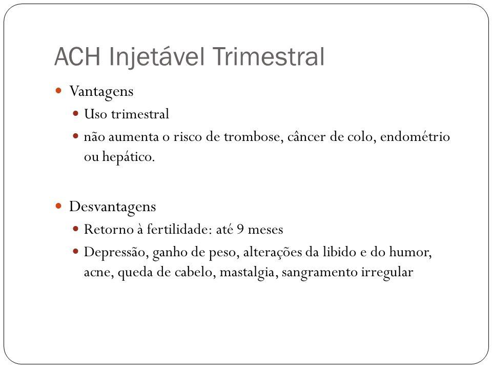 ACH Injetável Trimestral