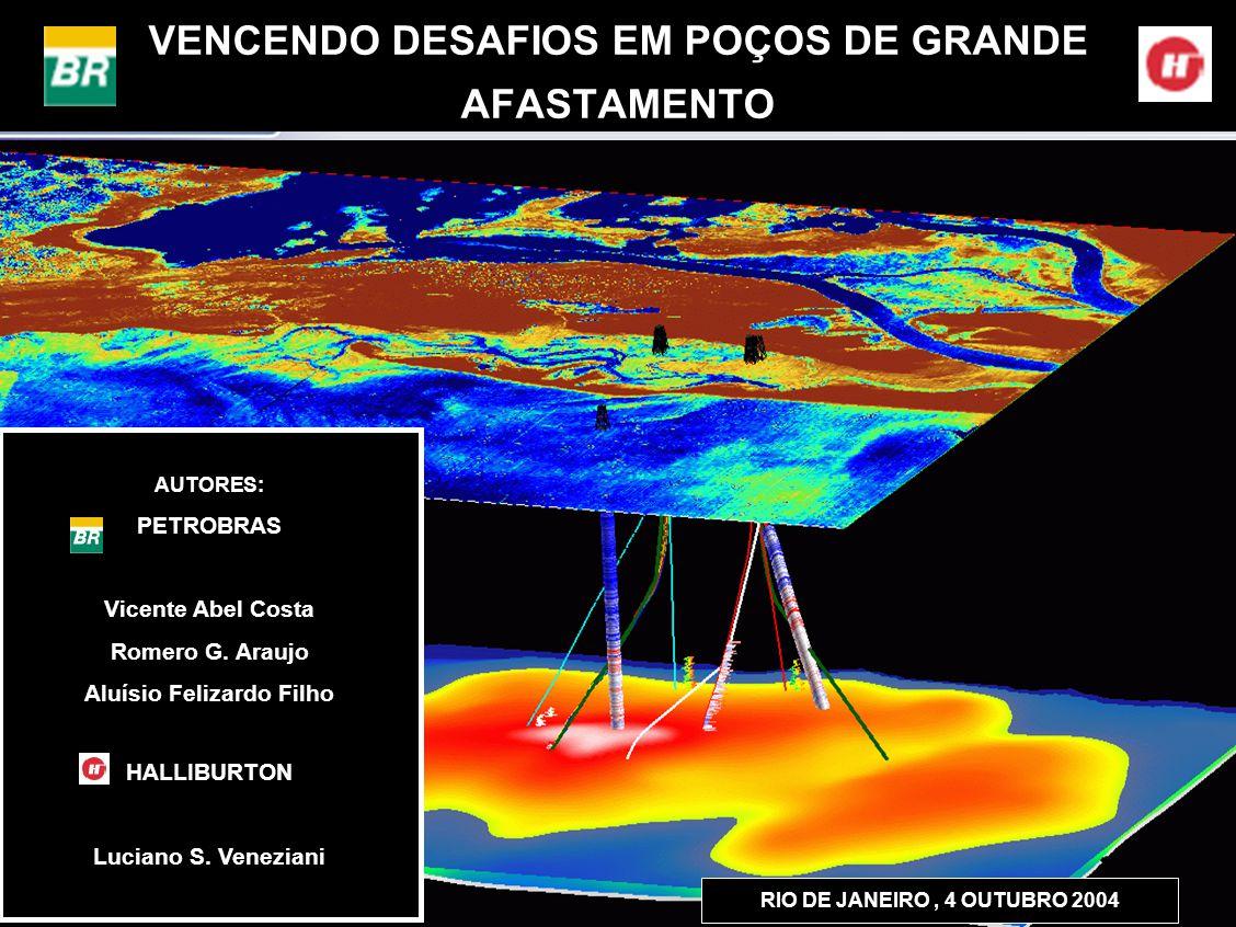 VENCENDO DESAFIOS EM POÇOS DE GRANDE AFASTAMENTO
