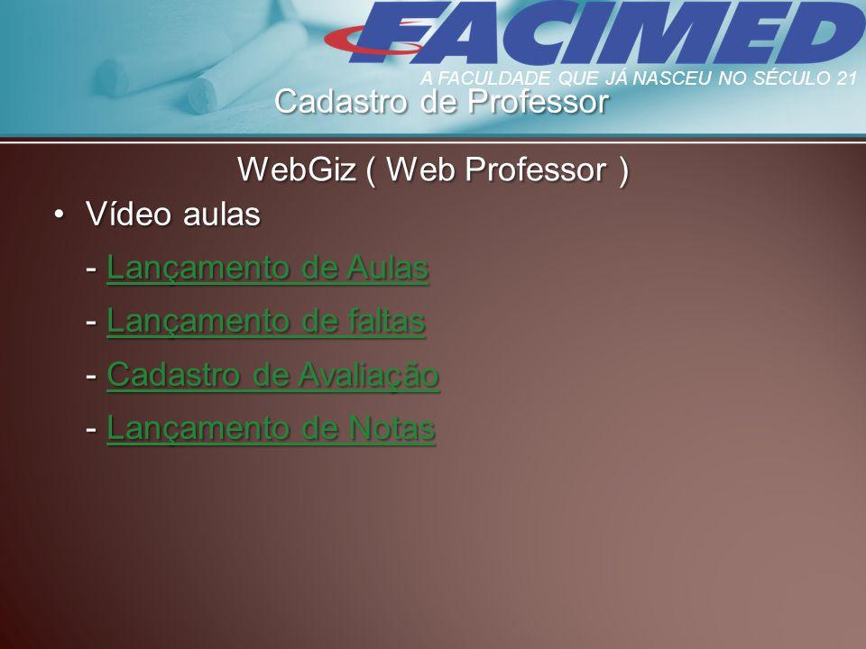WebGiz ( Web Professor )