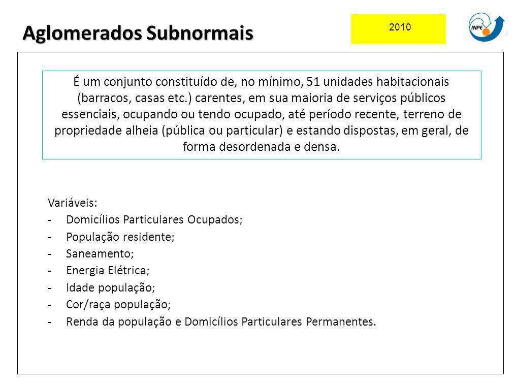 Aglomerados Subnormais