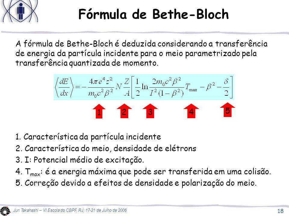 Fórmula de Bethe-Bloch