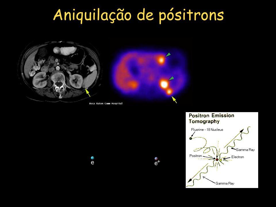 Aniquilação de pósitrons