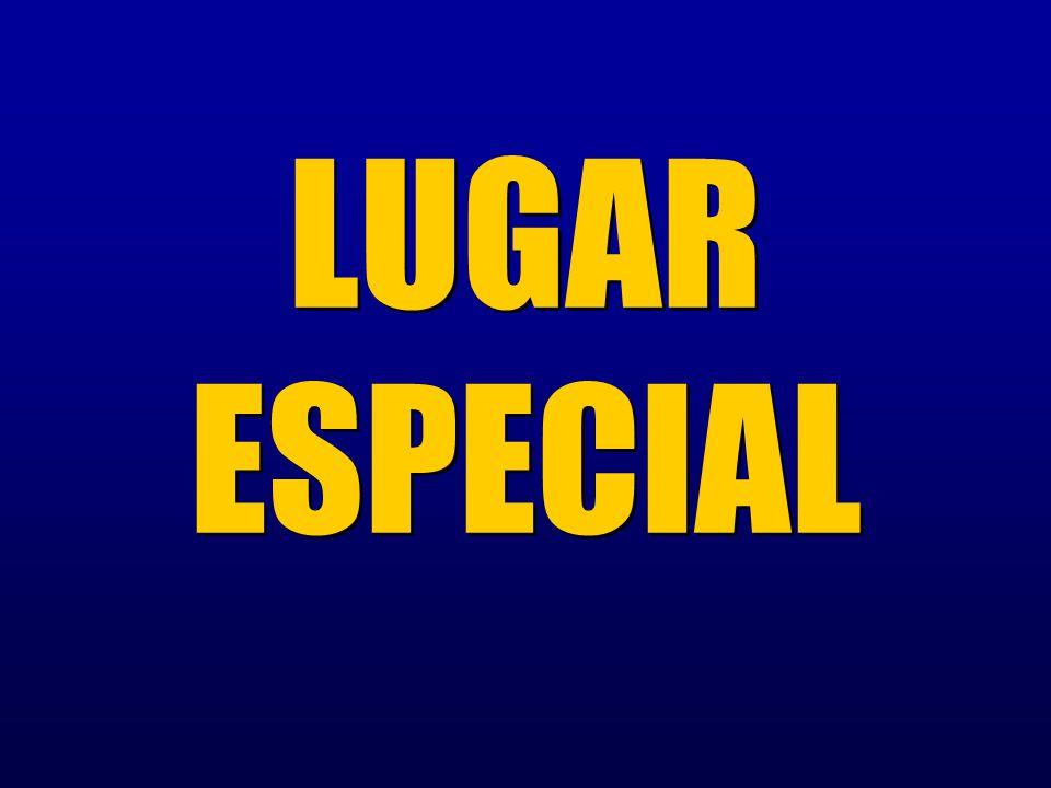 LUGAR ESPECIAL