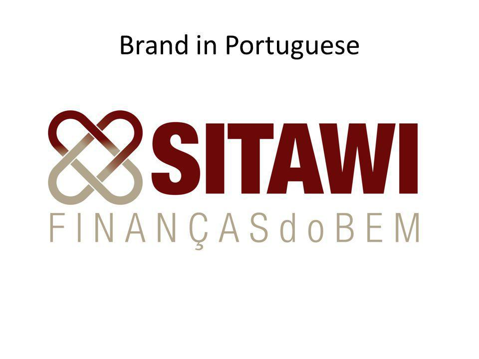 Brand in Portuguese