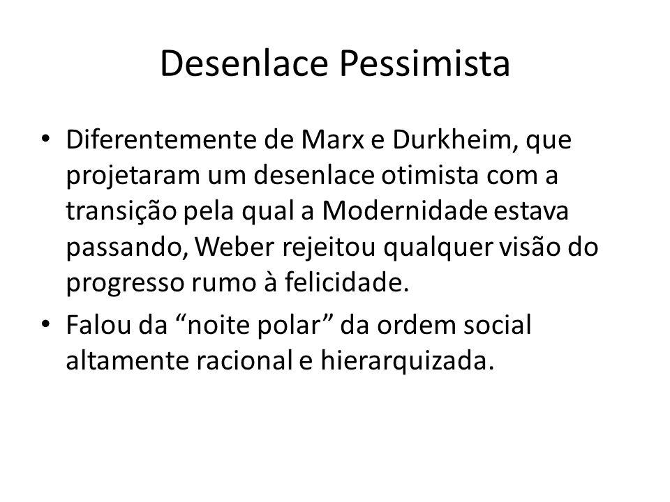 Desenlace Pessimista