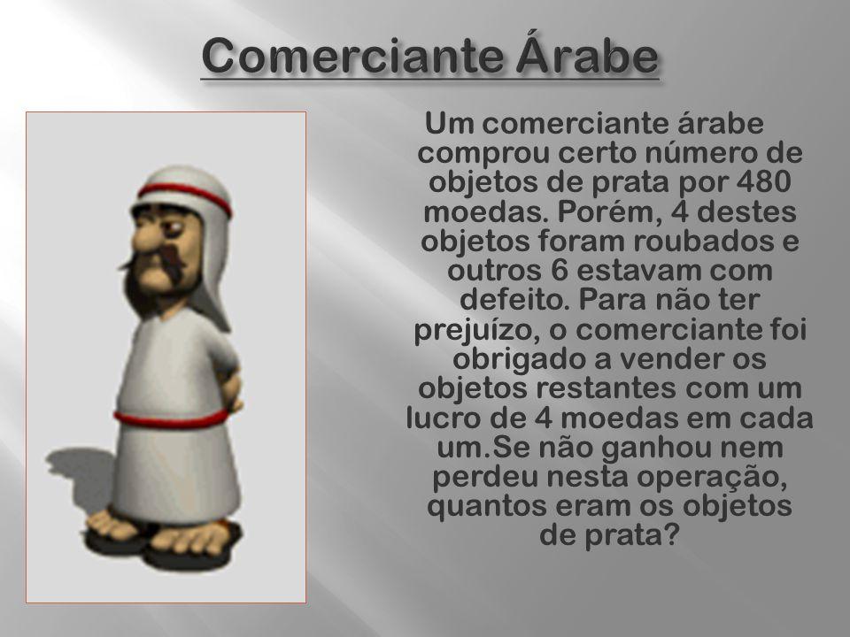 Comerciante Árabe