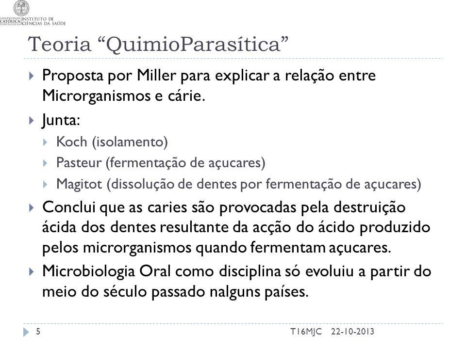 Teoria QuimioParasítica
