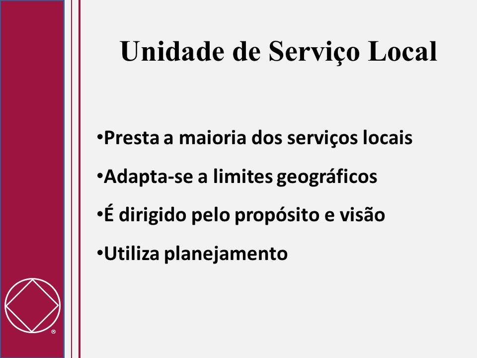 Unidade de Serviço Local