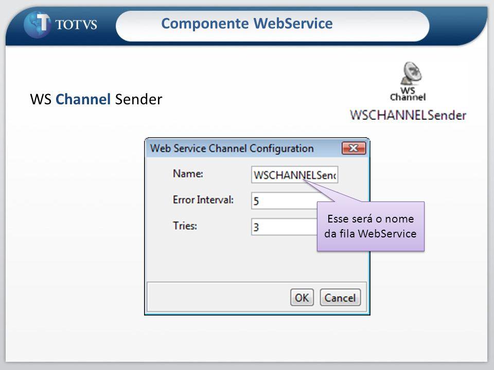 Componente WebService