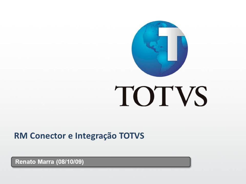 RM Conector e Integração TOTVS