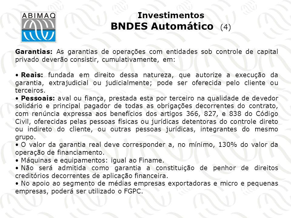 Investimentos BNDES Automático (4)